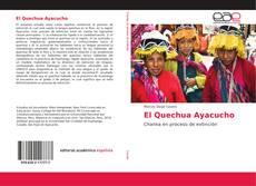 El Quechua Ayacucho kitap kapağı
