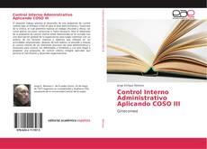 Couverture de Control Interno Administrativo Aplicando COSO III
