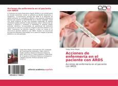 Portada del libro de Acciones de enfermería en el paciente con ARDS