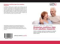 Buchcover von Diabetes mellitus tipo II en adultos mayores