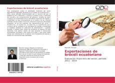 Capa do livro de Exportaciones de brócoli ecuatoriano