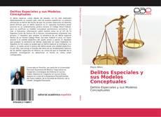 Portada del libro de Delitos Especiales y sus Modelos Conceptuales