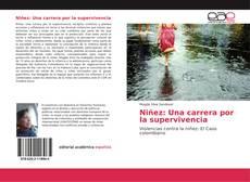 Capa do livro de Niñez: Una carrera por la supervivencia