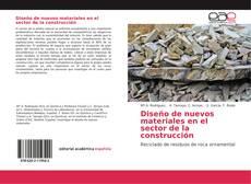 Portada del libro de Diseño de nuevos materiales en el sector de la construcción