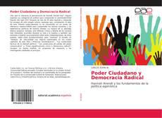 Portada del libro de Poder Ciudadano y Democracia Radical