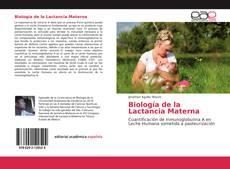 Обложка Biología de la Lactancia Materna