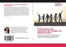 Обложка Prevención del consumo de drogas en adolescentes