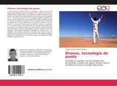 Bookcover of Drones, tecnología de punta