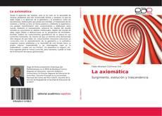 Borítókép a  La axiomática - hoz