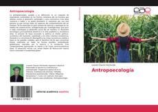 Portada del libro de Antropoecología
