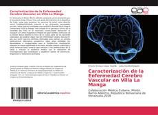 Portada del libro de Caracterización de la Enfermedad Cerebro Vascular en Villa La Manga
