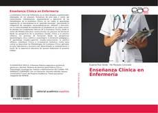 Portada del libro de Enseñanza Clínica en Enfermería