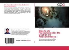 Copertina di Diseño de Procedimientos De Gestión de Mantenimiento
