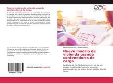 Borítókép a  Nuevo modelo de vivienda usando contenedores de carga - hoz