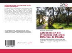 Couverture de Actualización del inventario del Jardín Botánico de Bogotá