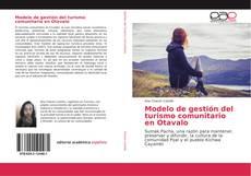 Portada del libro de Modelo de gestión del turismo comunitario en Otavalo