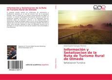 Обложка Información y Señalizacion de la Ruta de Turismo Rural de Olmedo