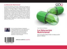Bookcover of La Educación Nutricional