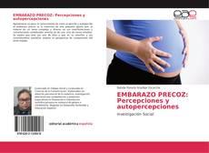 Capa do livro de EMBARAZO PRECOZ: Percepciones y autopercepciones