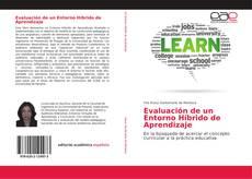 Portada del libro de Evaluación de un Entorno Híbrido de Aprendizaje