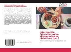 Portada del libro de Intervención Educativa sobre alimentación en diabéticos tipo 2