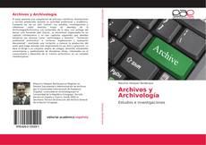 Обложка Archivos y Archivología