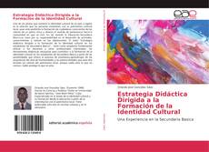 Portada del libro de Estrategia Didáctica Dirigida a la Formación de la Identidad Cultural