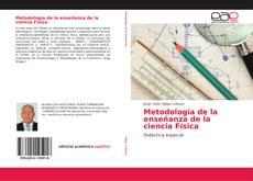 Metodología de la enseñanza de la ciencia Física kitap kapağı
