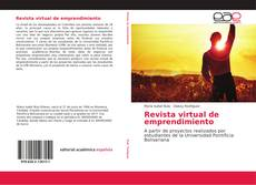 Capa do livro de Revista virtual de emprendimiento