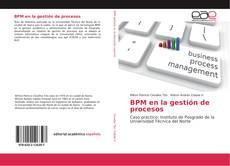 Bookcover of BPM en la gestión de procesos