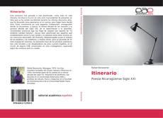 Itinerario kitap kapağı