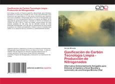 Обложка Gasificación de Carbón Tecnología Limpia - Producción de Nitrogenados