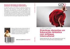 Portada del libro de Prácticas docentes en Educación Artística con enfoque intercultural