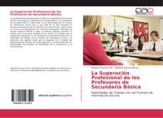 Portada del libro de La Superación Profesional de los Profesores de Secundaria Básica