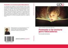 Обложка Fomento a la Lectura para Educadoras