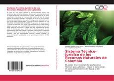 Borítókép a  Sistema Técnico-Jurídico de los Recursos Naturales de Colombia - hoz