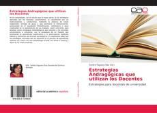 Buchcover von Estrategias Andragógicas que utilizan los Docentes