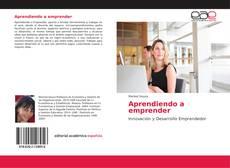 Buchcover von Aprendiendo a emprender