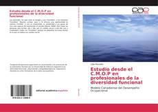 Bookcover of Estudio desde el C.M.O.P en profesionales de la diversidad funcional