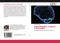 Couverture de Salud Mental. Cultura y Sociedad