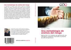 Capa do livro de Una metodología de análisis del riesgo