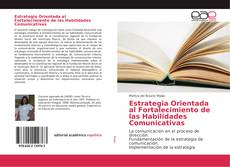 Bookcover of Estrategia Orientada al Fortalecimiento de las Habilidades Comunicativas