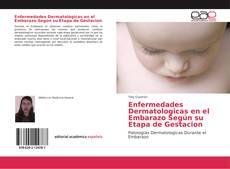 Обложка Enfermedades Dermatologicas en el Embarazo Según su Etapa de Gestacion