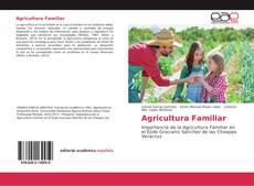 Обложка Agricultura Familiar