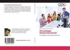 Capa do livro de Psicologia Organizacional