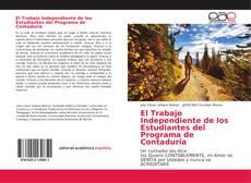 Capa do livro de El Trabajo Independiente de los Estudiantes del Programa de Contaduría
