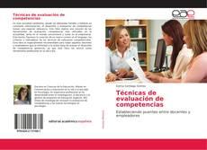 Bookcover of Técnicas de evaluación de competencias