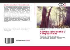 Portada del libro de Gestión comunitaria y Competitividad