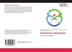 Buchcover von Gestación subrogada