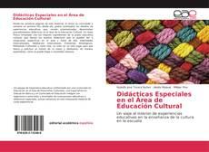 Buchcover von Didácticas Especiales en el Área de Educación Cultural